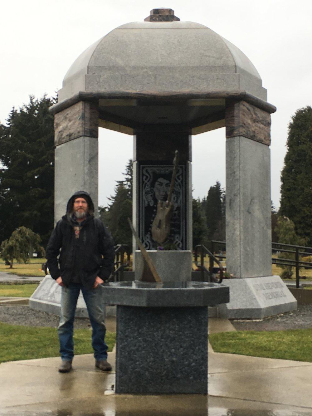 Jimi's Grave