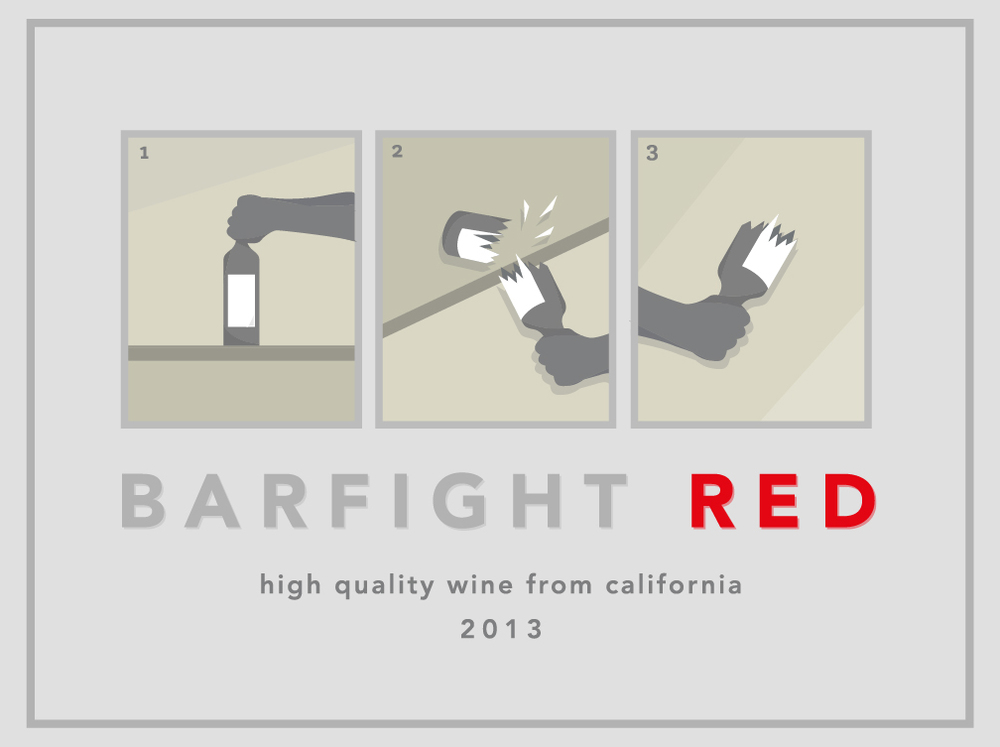 barfight red