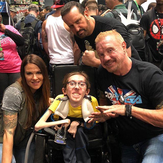 WWE, ECW, WCW, & the ADA #nycc