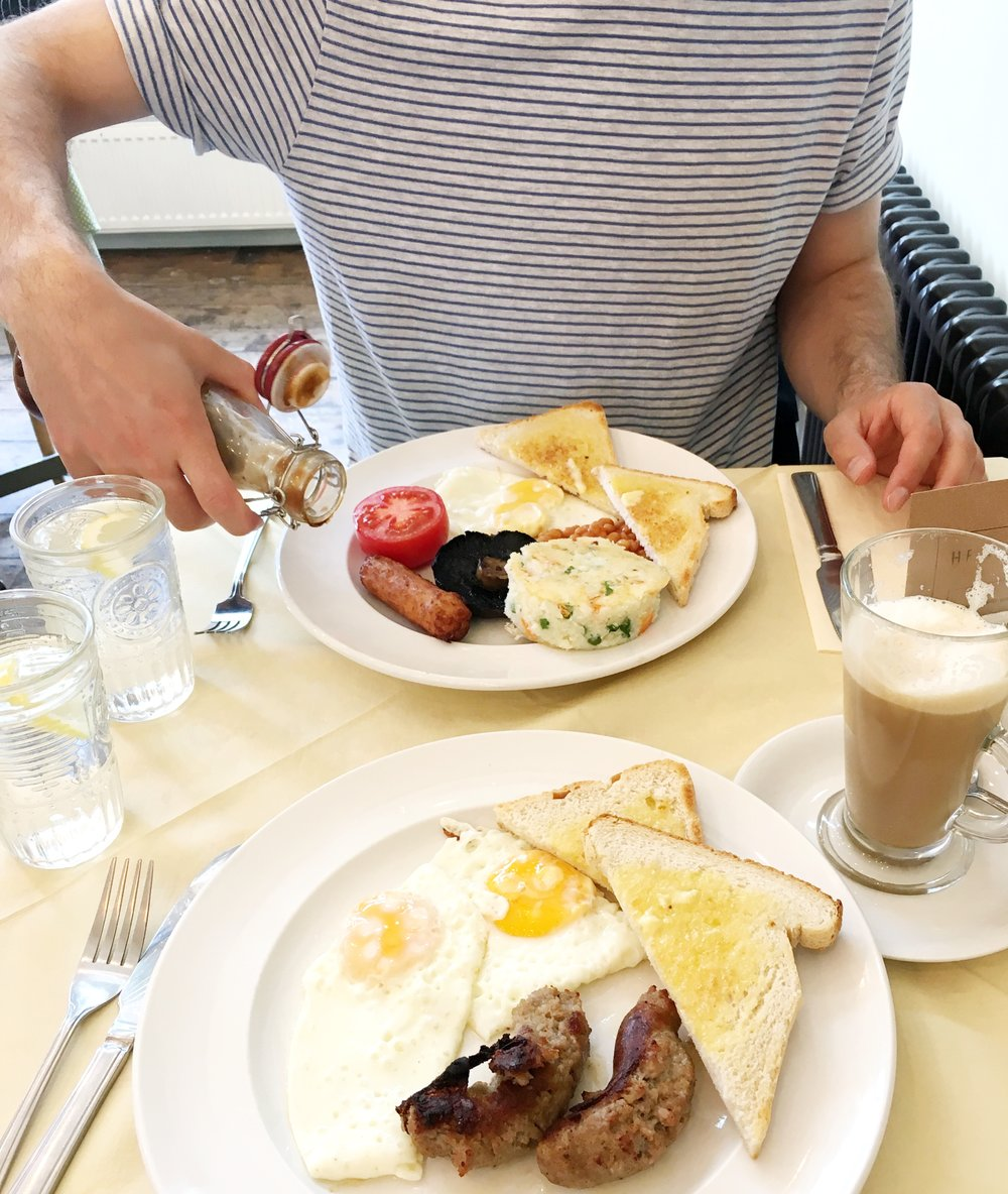 Dover UK Cafe