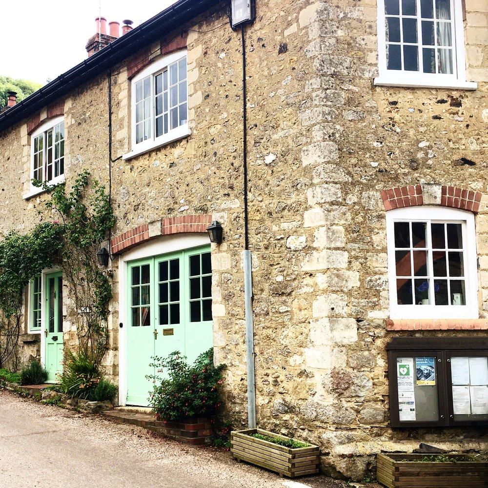 Devon: Branscombe
