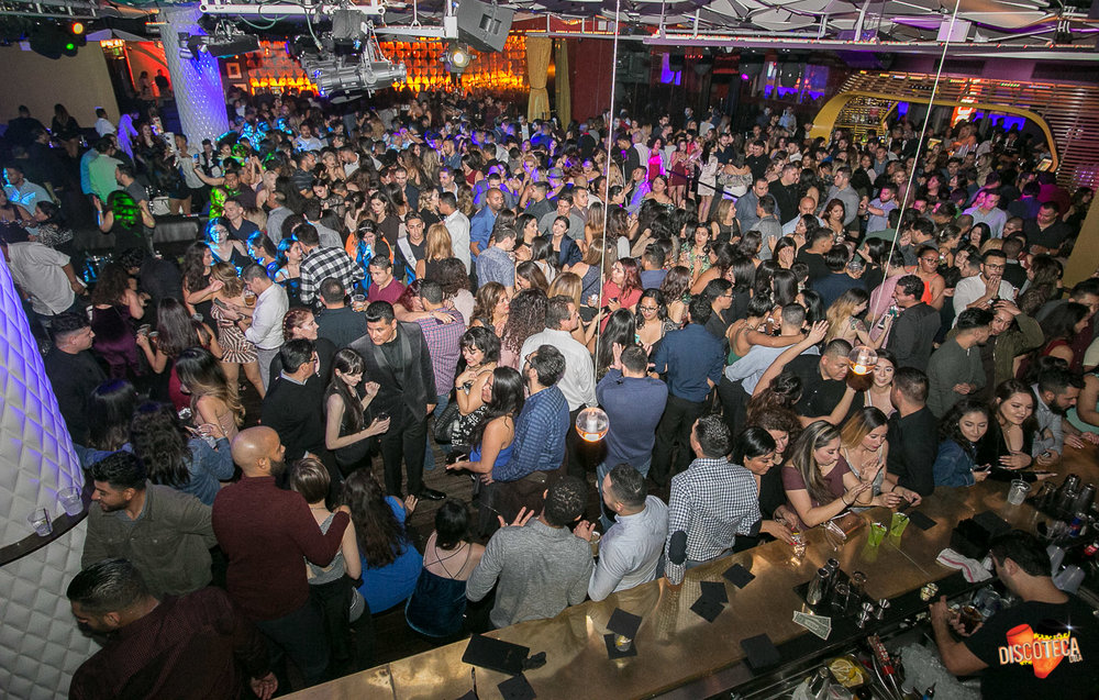 DISCOTECA DTLA - FRIDAY, JANUARY 5, 2018