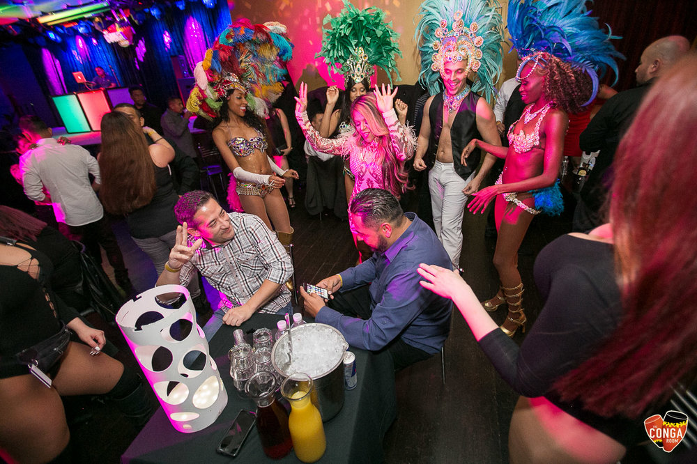 CONGA ROOM SATURDAYS - SATURDAY, JANUARY 6, 2018