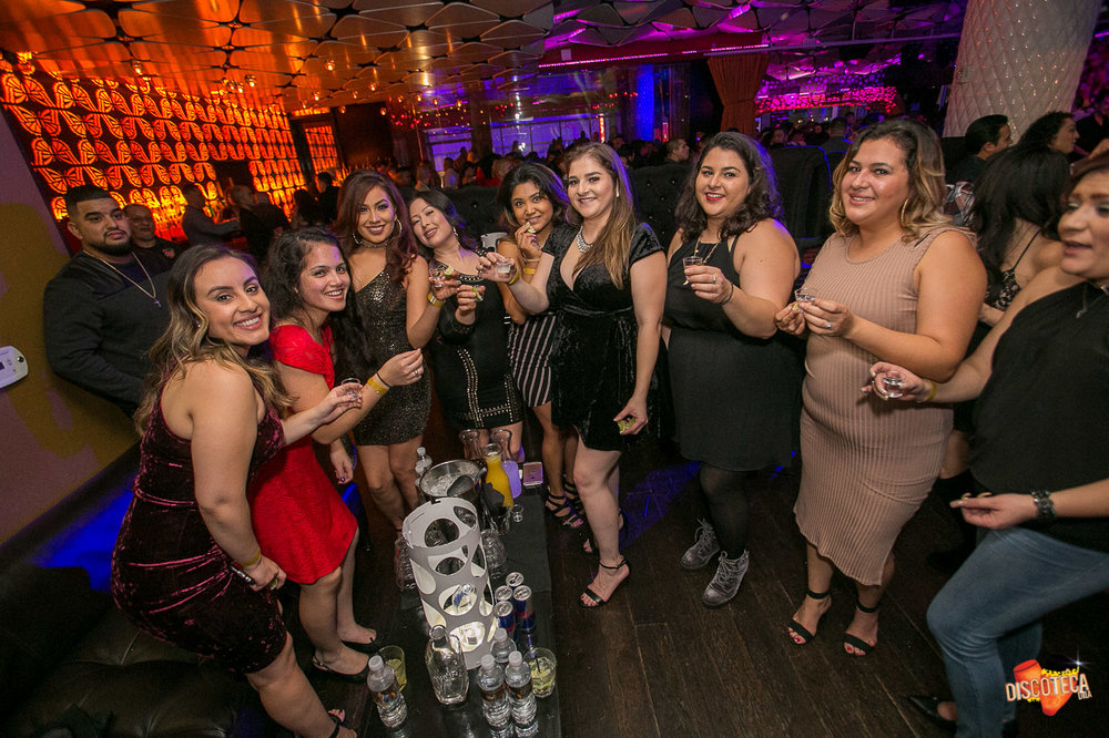 DISCOTECA DTLA - FRIDAY, JANUARY 19, 2018