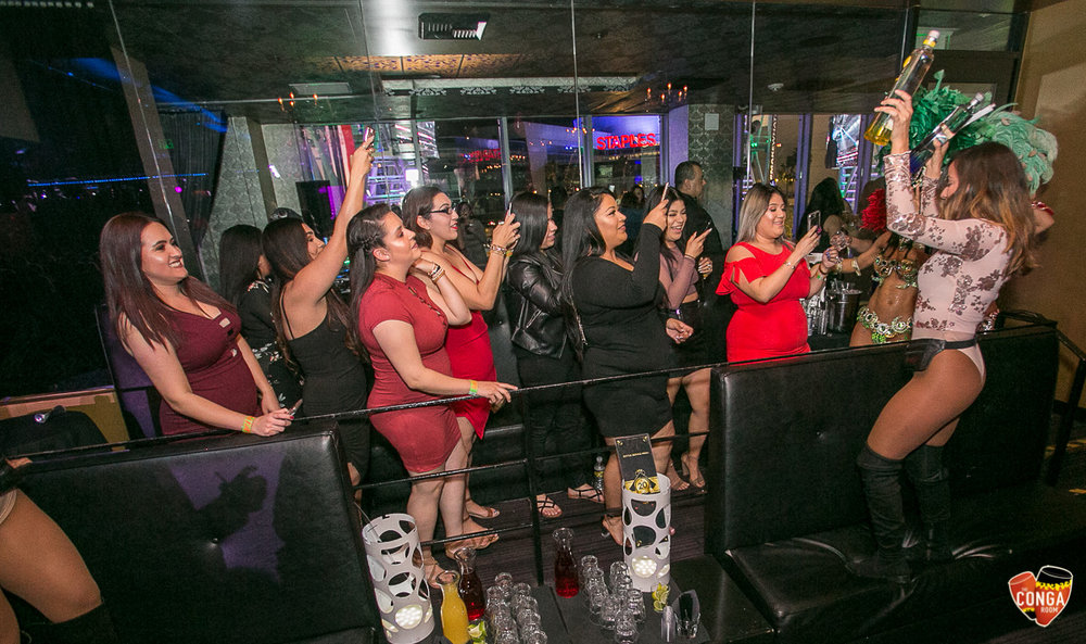 CONGA ROOM SATURDAYS - SATURDAY, MARCH 24, 2018