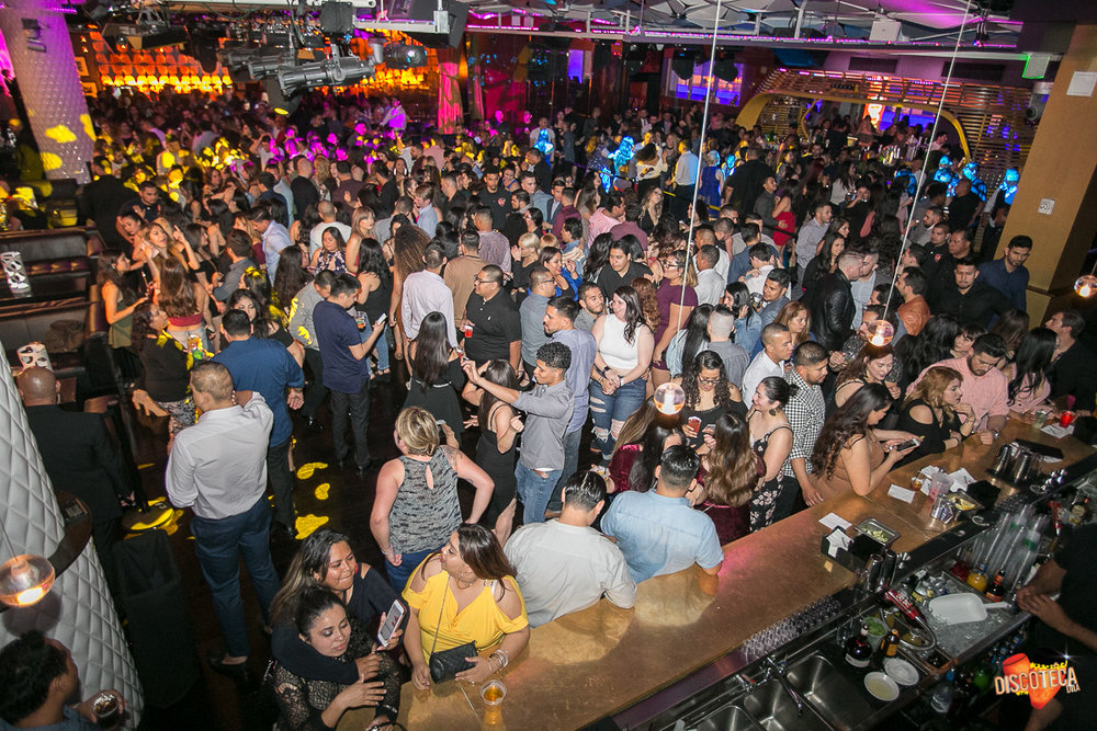 DISCOTECA DTLA - FRIDAY, APRIL 13, 2018