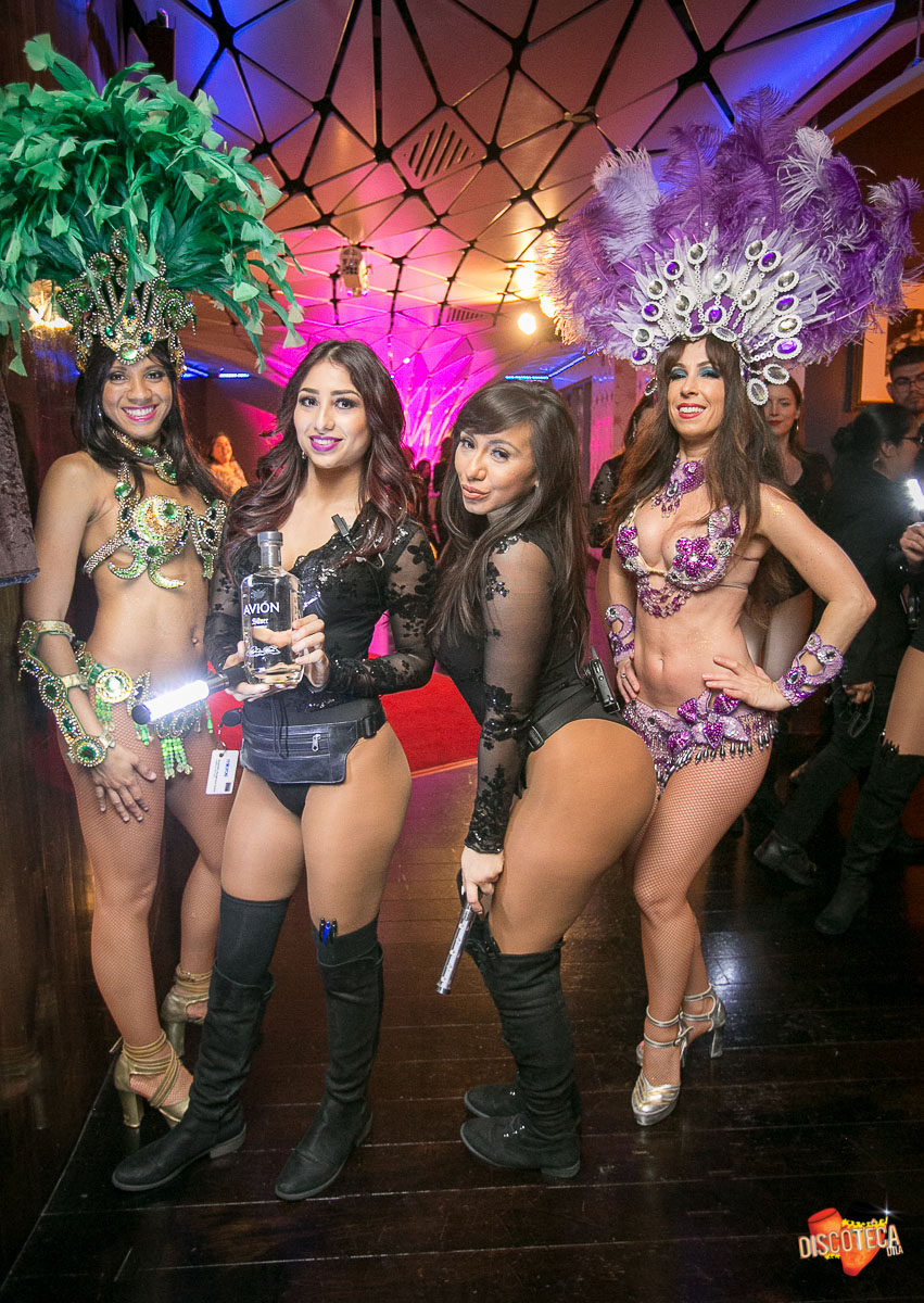 DISCOTECA DTLA - FRIDAY, APRIL 27, 2018