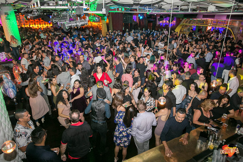 DISCOTECA DTLA - FRIDAY, MAY 4, 2018