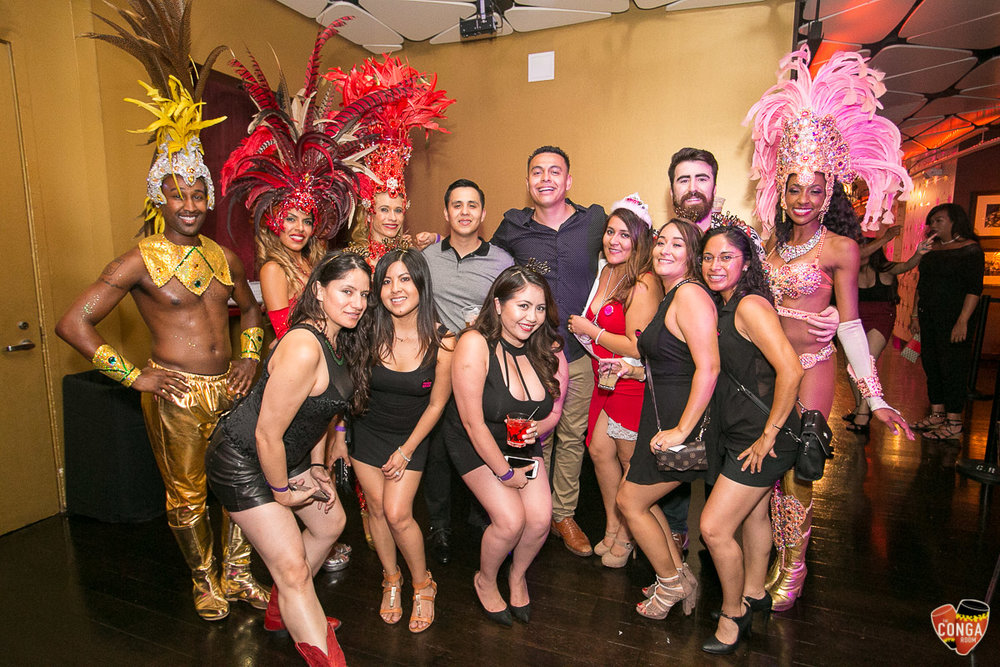CONGA ROOM SATURDAYS - SATURDAY, JULY 14, 2018