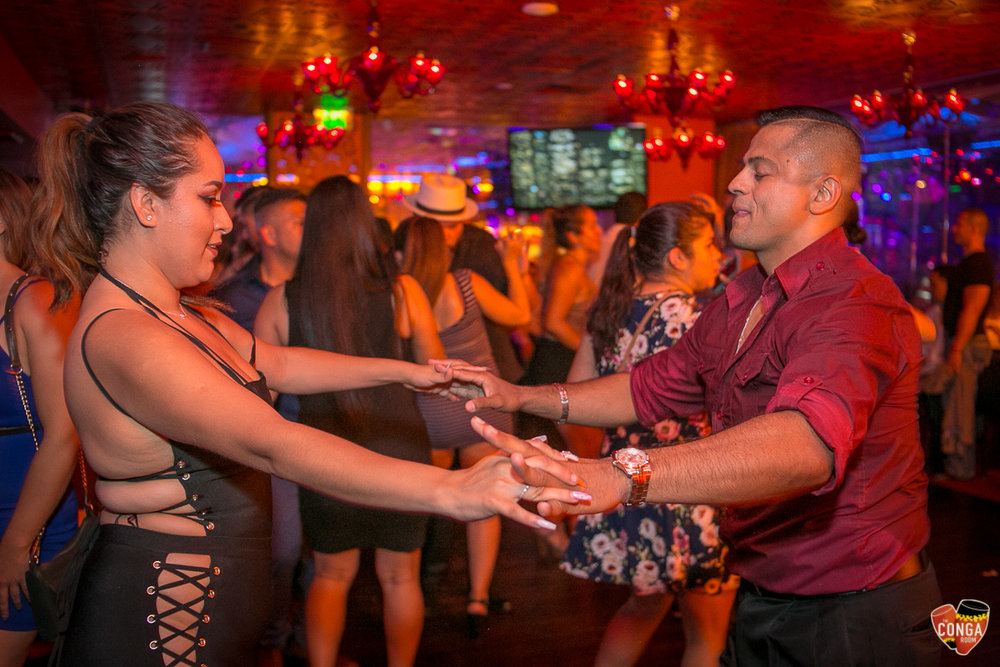 CONGA ROOM SATURDAYS - SATURDAY, JULY 7, 2018