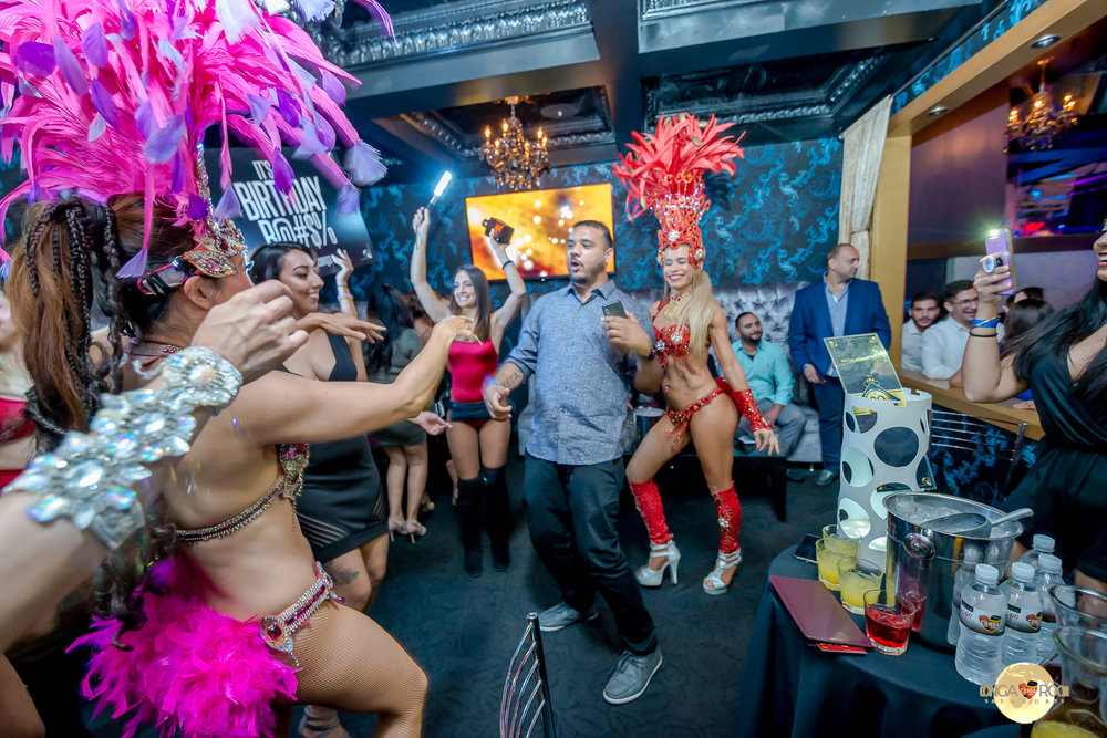 CONGA ROOM SATURDAYS - SATURDAY, SEPTEMBER 1, 2018