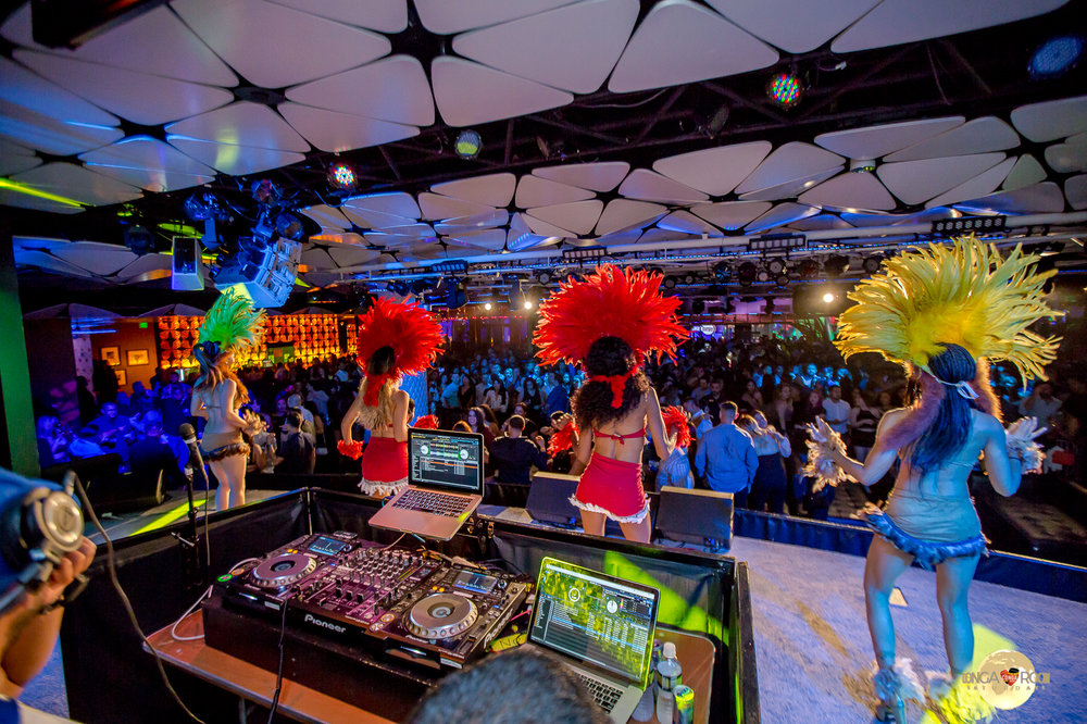 CONGA ROOM SATURDAYS - SATURDAY, SEPTEMBER 15, 2018