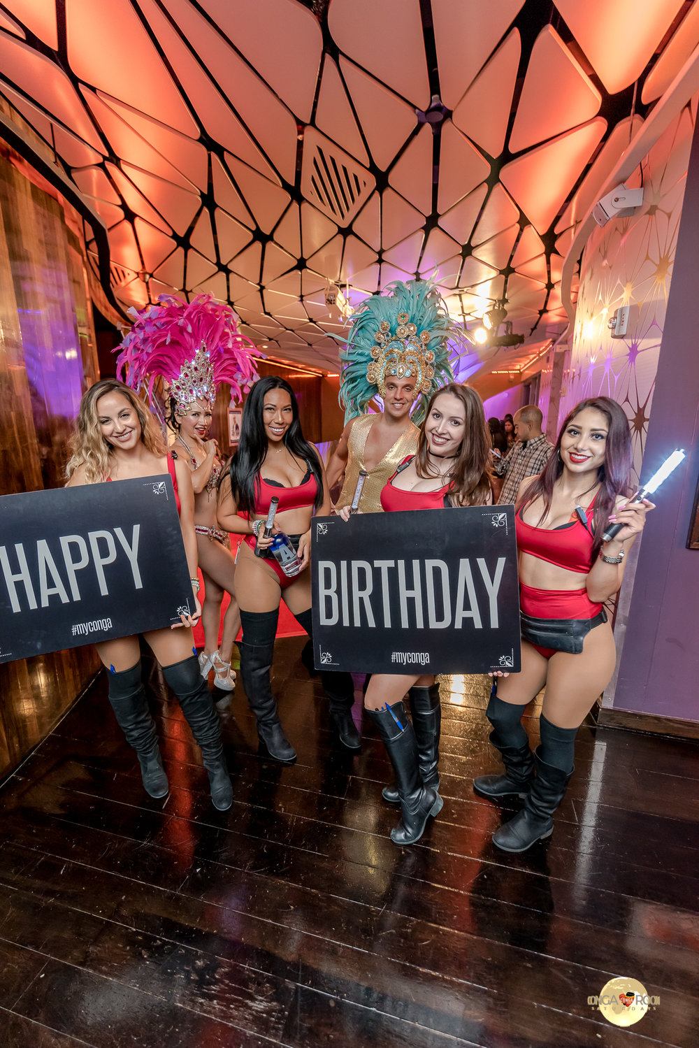 CONGA ROOM SATURDAYS - SATURDAY, SEPTEMBER 29, 2018