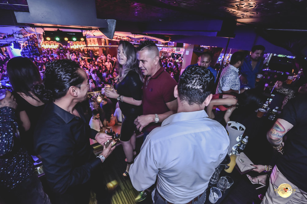 CONGA ROOM SATURDAYS - SATURDAY, NOVEMBER 3, 2018