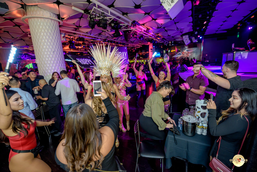 CONGA ROOM SATURDAYS - SATURDAY, NOVEMBER 10, 2018