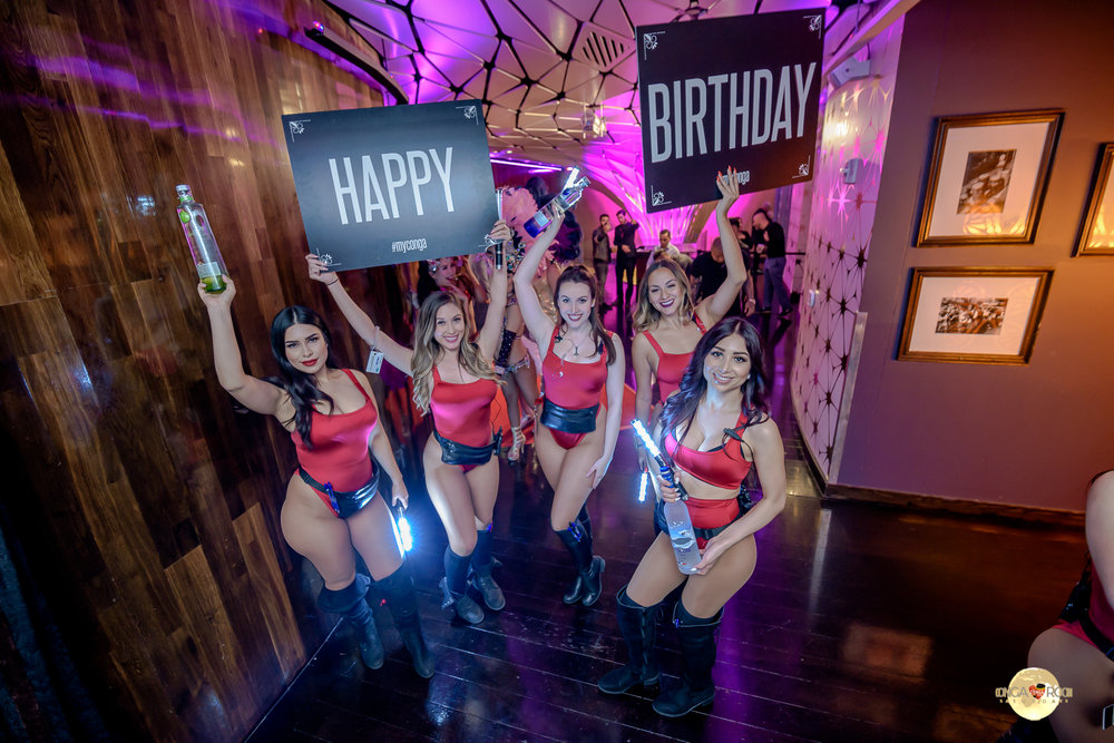 CONGA ROOM SATURDAYS - SATURDAY, NOVEMBER 17,2018