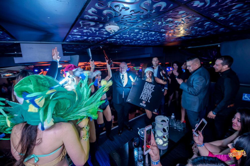 Discoteca DTLA - FRIDAY, DECEMBER 14, 2018