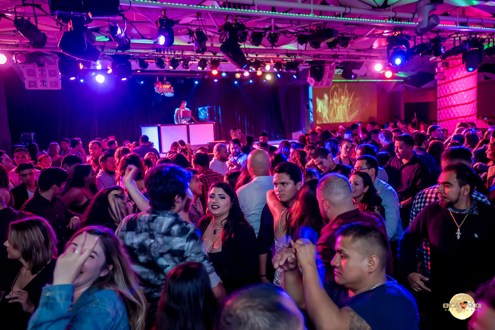 CONGA ROOM SATURDAYS - SATURDAY, DECEMBER 15, 2018