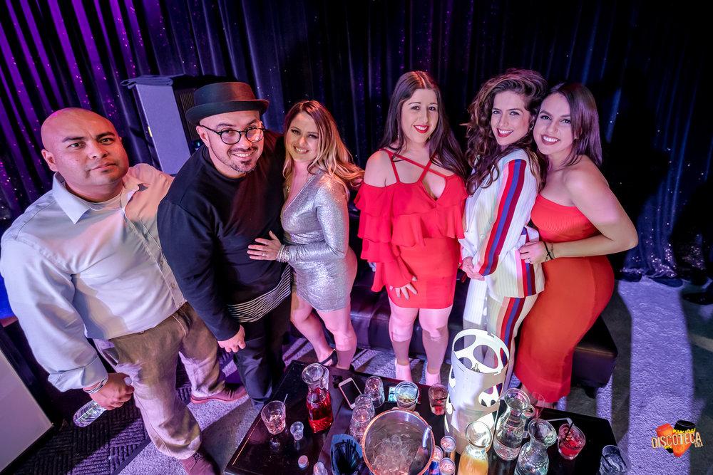 Discoteca DTLA - FRIDAY, DECEMBER 21, 2018