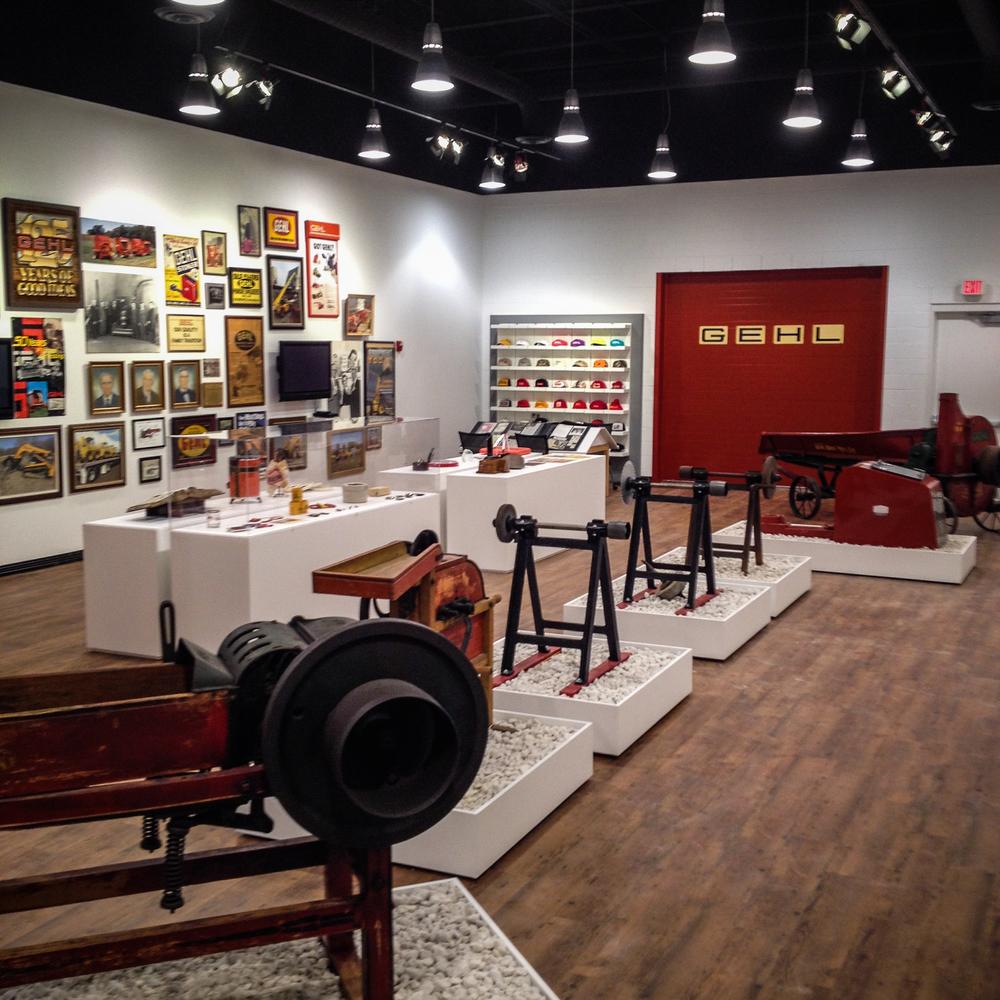 Manitou Gehl Heritage Room