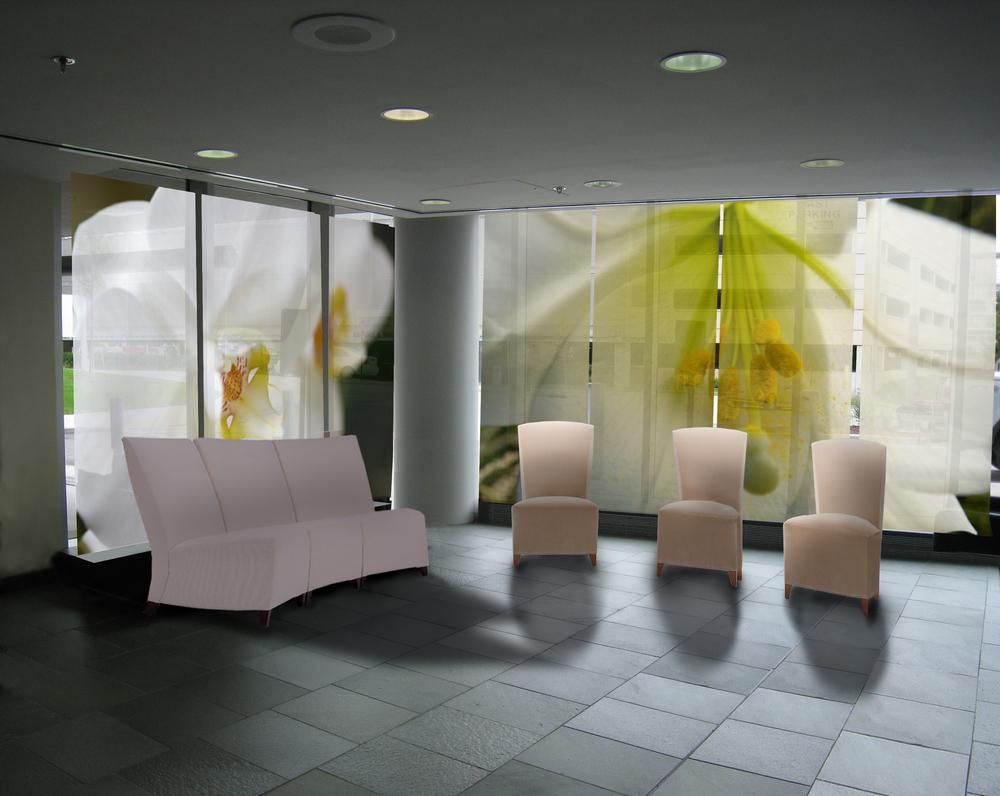 Froedert Meditation Center Environmental Theming Concept