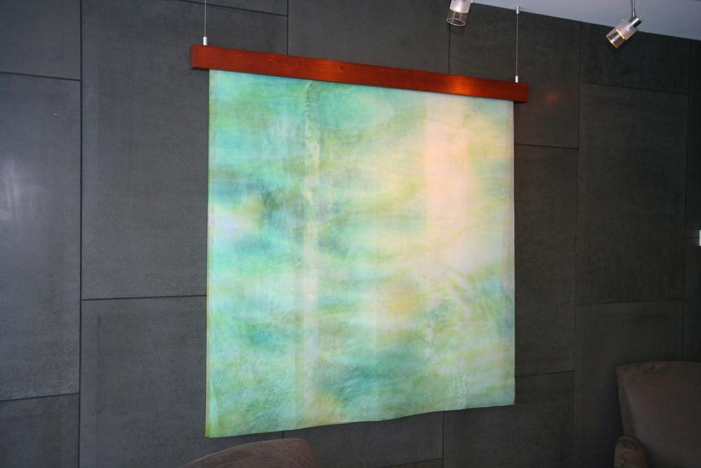 Froedert Meditation Center Wall Sculpture