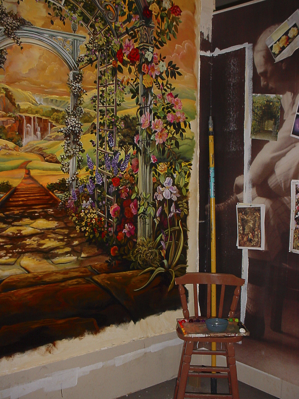 Private Residence Mural
