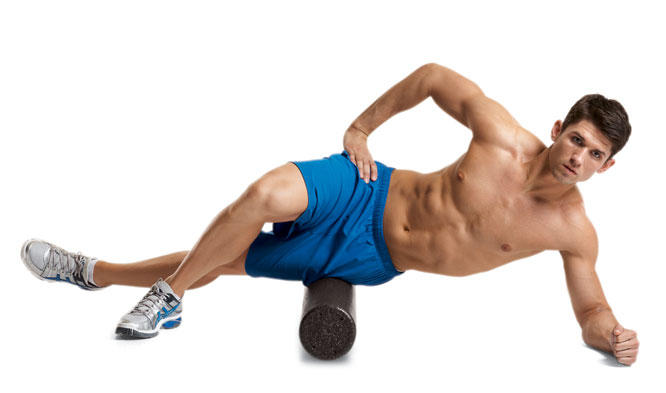 Recover Fast After Workout Foam Roller