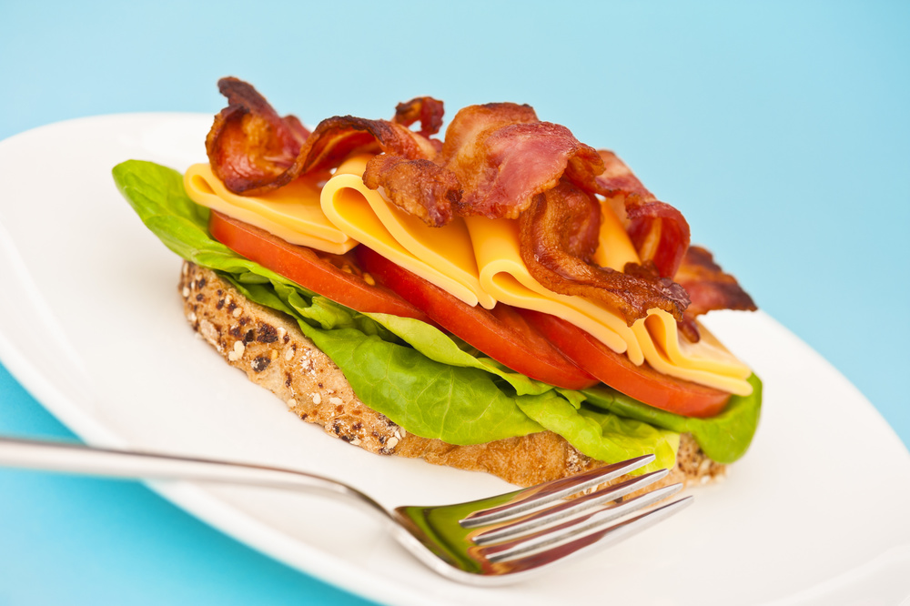 turkey blt healthy recipe