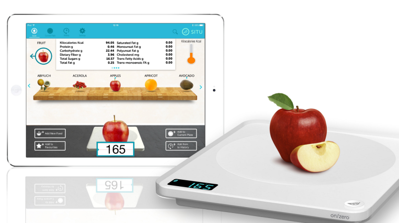 situ food scale fitness gadget must have