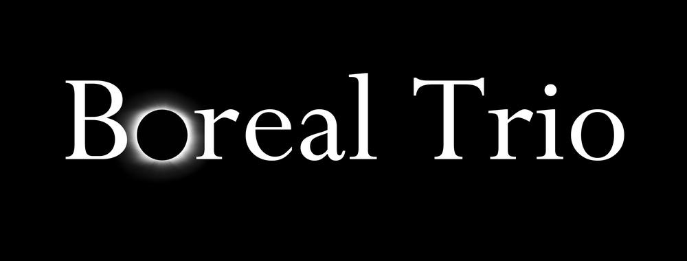 Boreal Trio Webpage