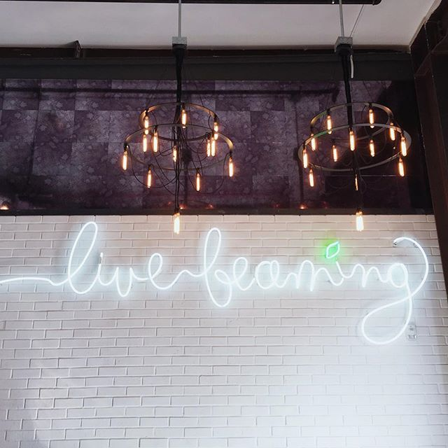 "A day started with ""back that 🍑 up"" at Rise Nation followed by a smoothie at beaming is exactly how we like to start our mornings. Now we can go and kick ass the rest of the day #livebeaming #hustle247 #crushgoals"