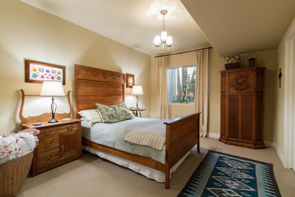 Basement Bedrooms