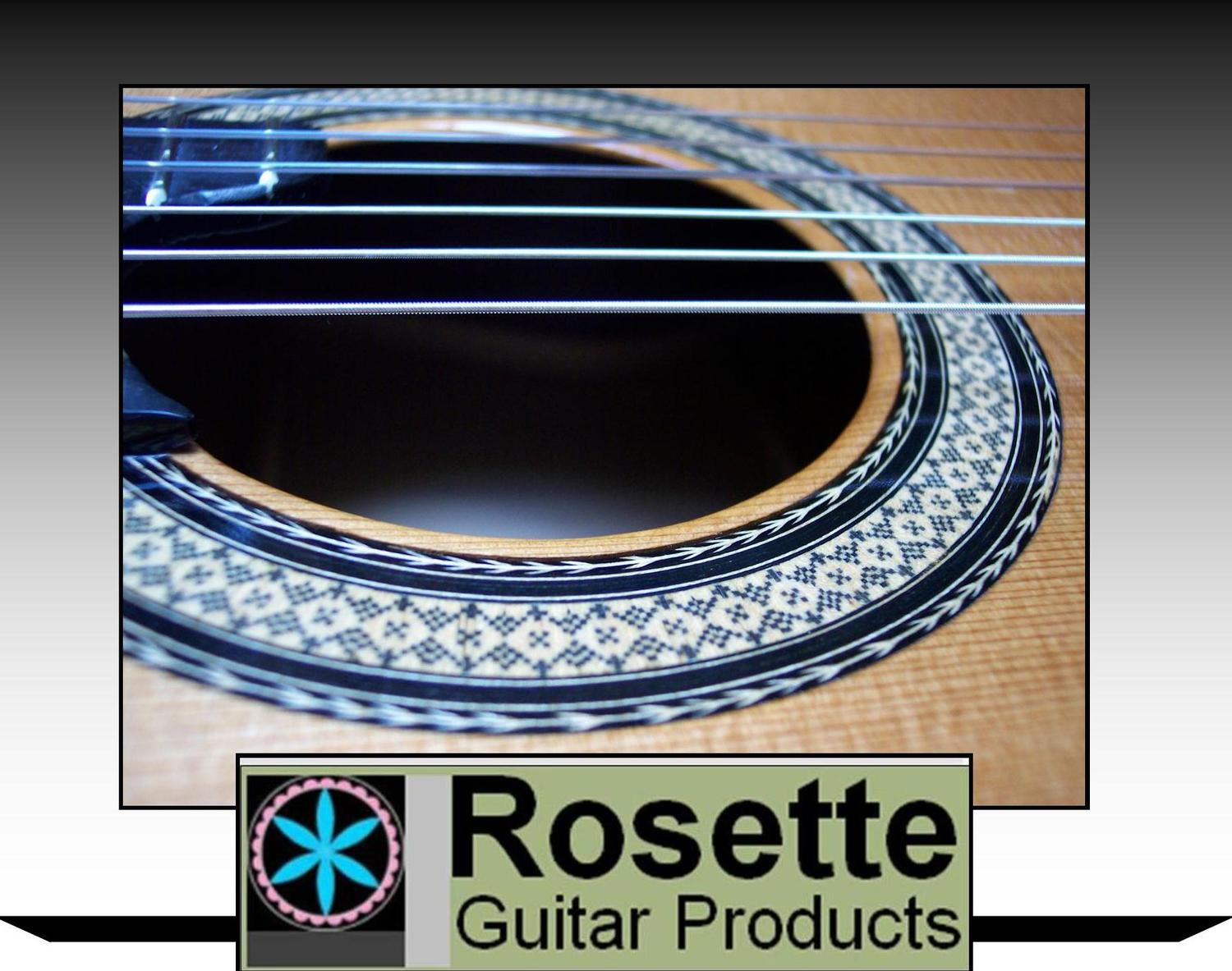 Rosette Guitar Products