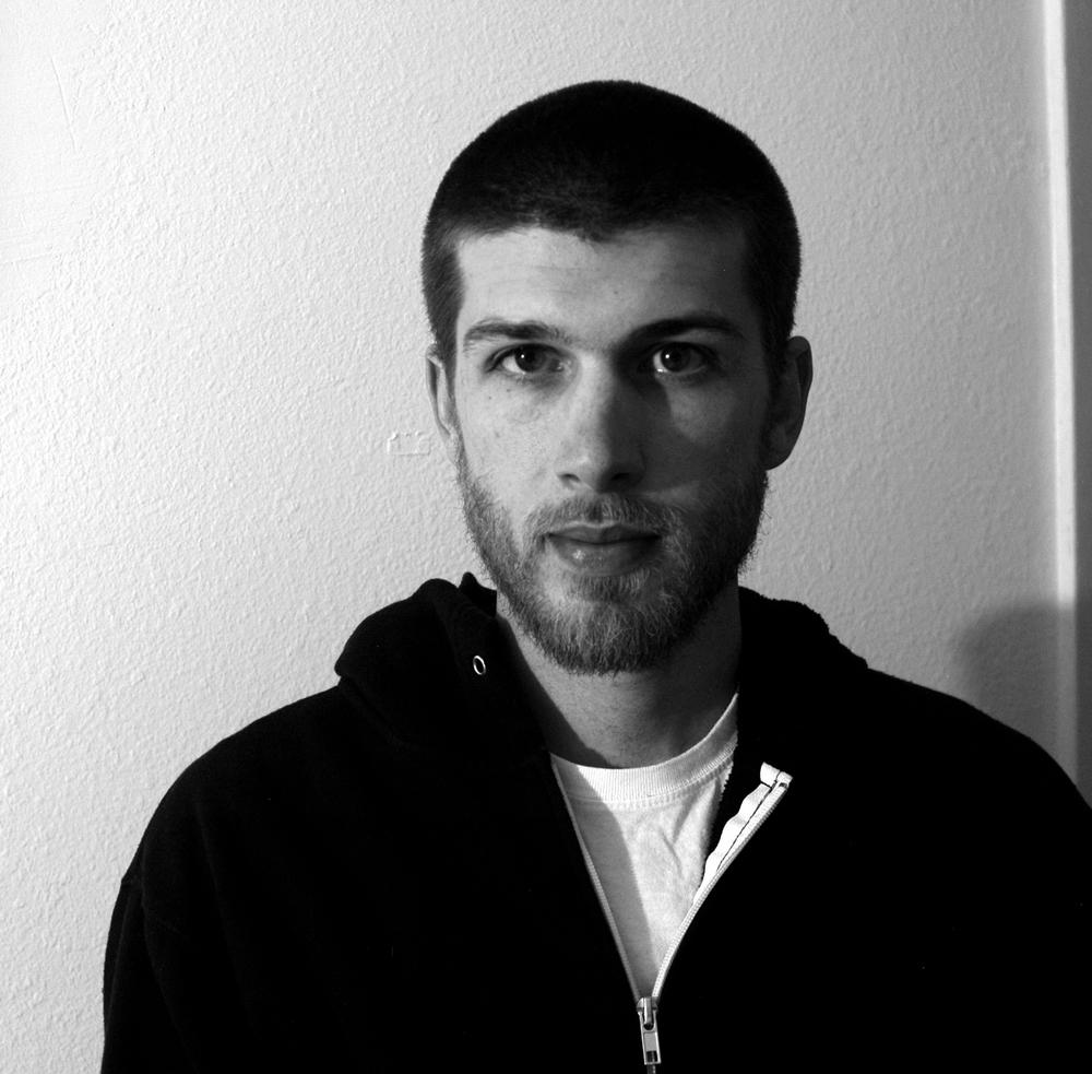 Poet Nathan Slinker