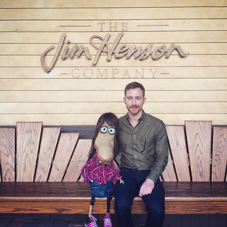 Ian & Myrna - Jim Henson screening in Los Angeles