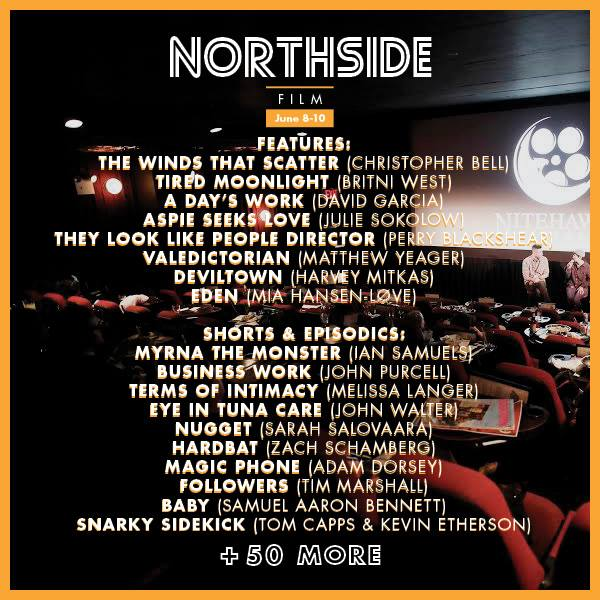 Awesome Lineup from Northside - see you there Brooklyn!
