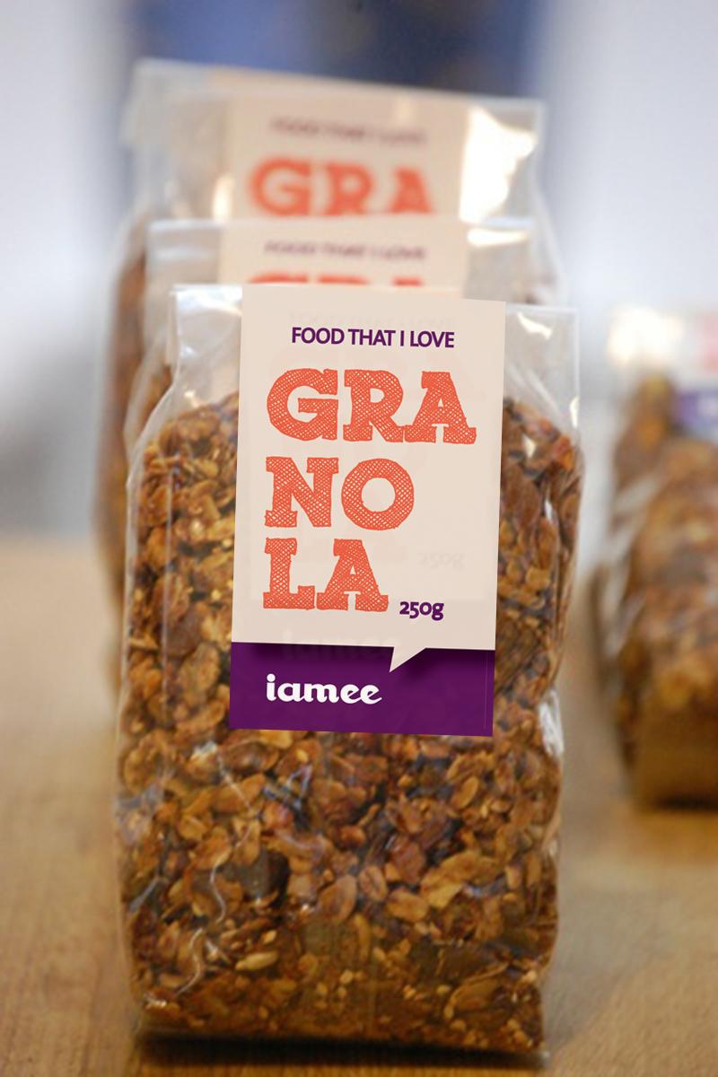 Pack Granola Iamee