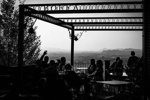 Prova de vinhos em Barbaresco