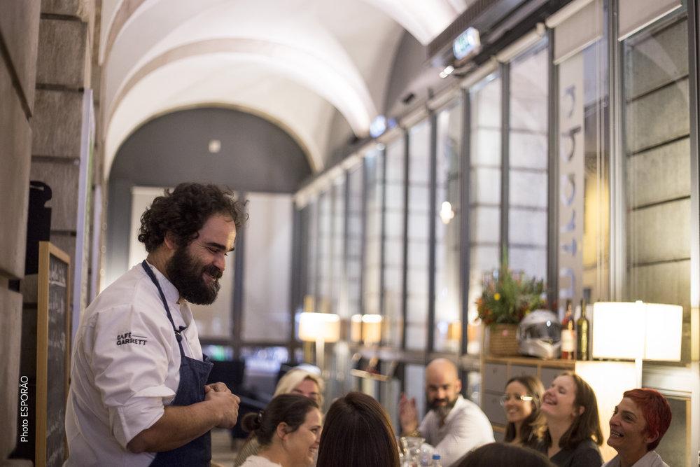 Leopoldo do Café Garrett