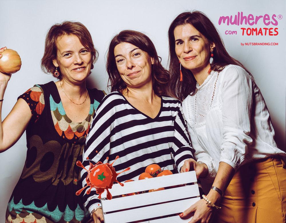 NUTS about Tomates! - Laura Lopes, Ana Carrilho e Patrícia Conde