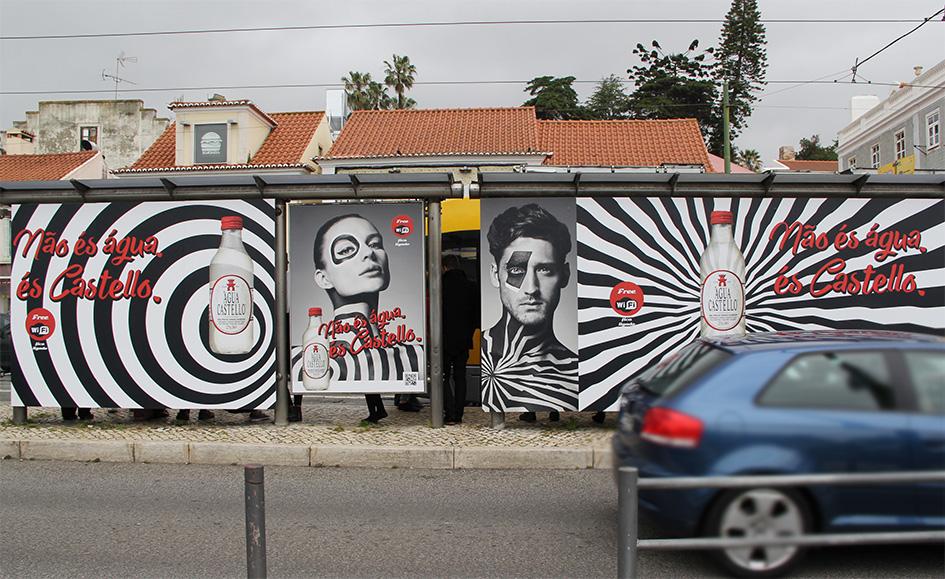 Paragem Autocarros - Belém