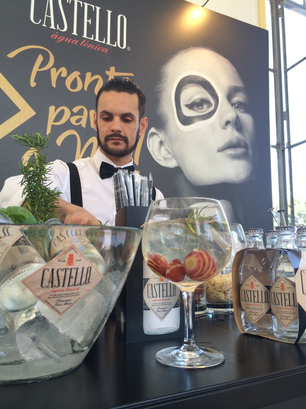 Stand Lisbon Cocktail Week