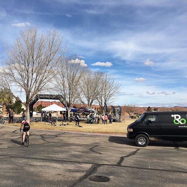 Race day is a great day. #desertcitycritseries