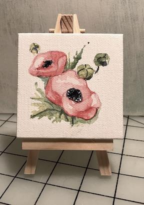 Poppy mini 1