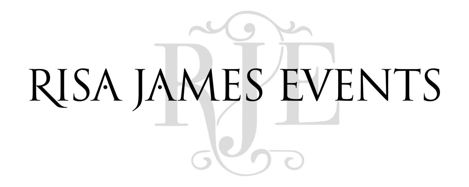 Risa James Events Sacramento Wedding Planner