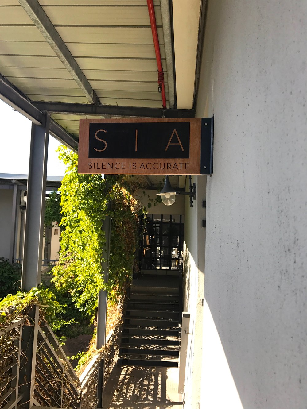 Exterior of Silence Is Accurate Art Gallery, 160 Albert Rd, Woodstock, Unit AL 18B, Cape Town, 7915, South Africa