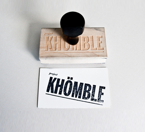 PROJECT KHOMBLE
