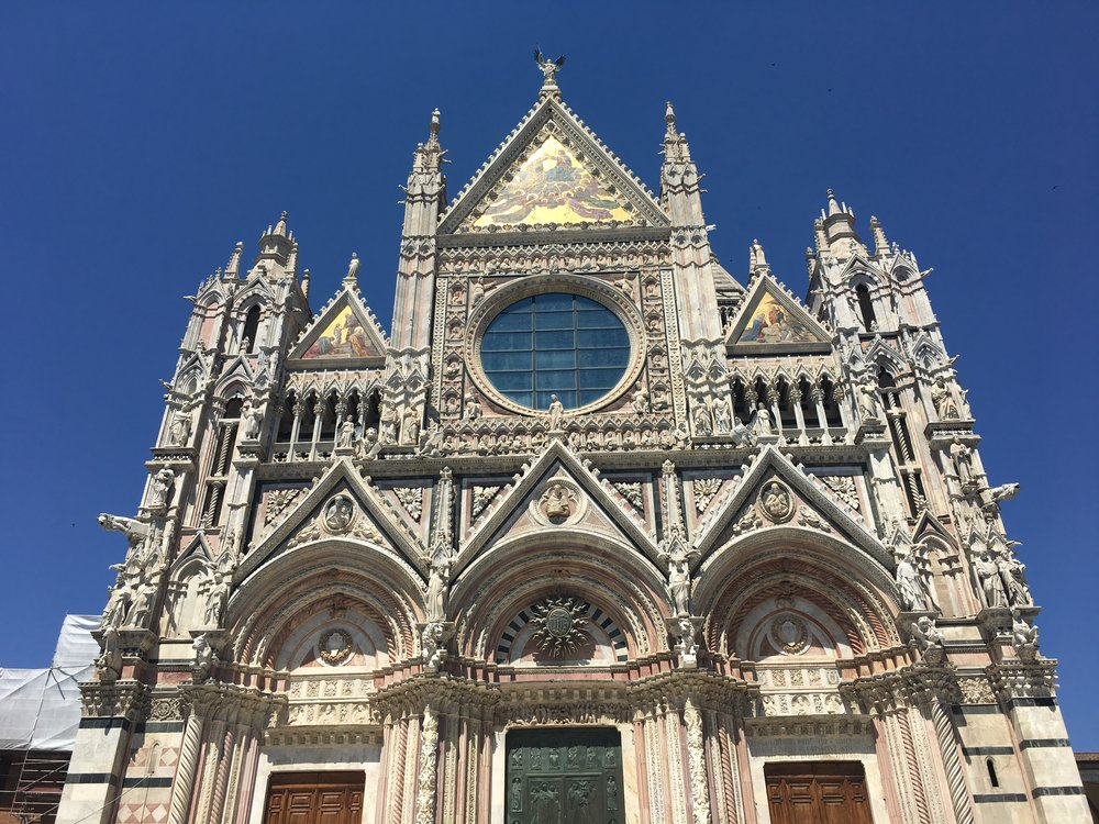 Duomo di Santa Maria Assunta: The best example of this style of church architecture