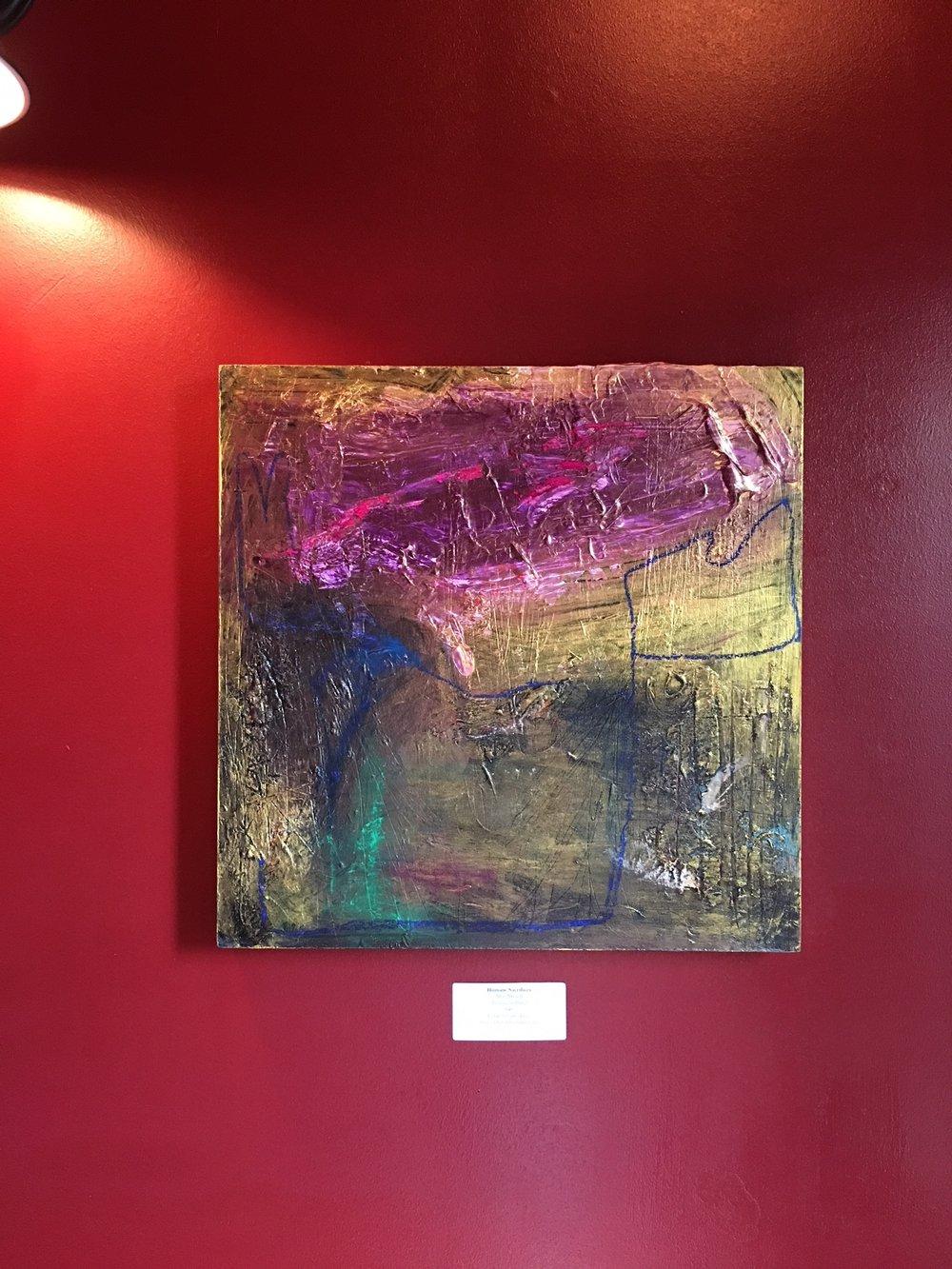 Humane Sacrafices | $640 | 20x20